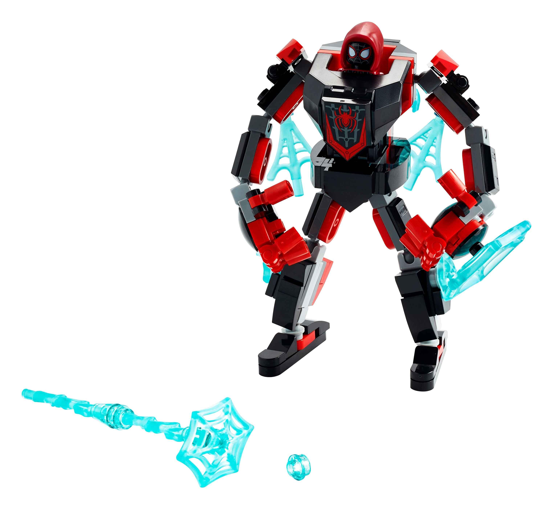 LEGO 76171 Spider-Man Miles Morales Mech Set inkl. Minifigur