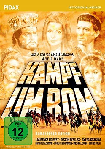 Kampf um Rom - Remastered Edition / Die komplette 2-teilige Spielfilmreihe
