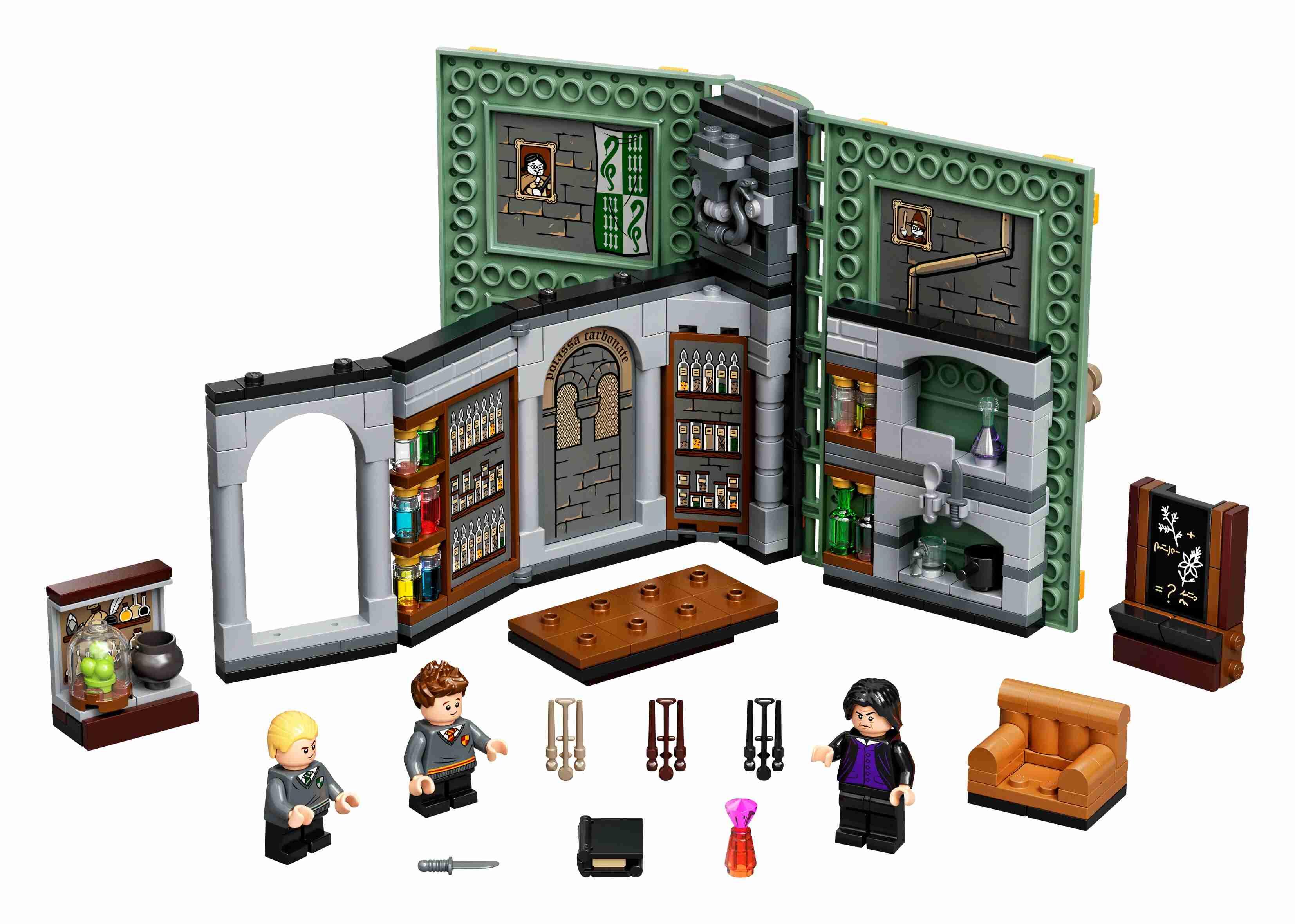 LEGO76383HarryPotterHogwartsMoment:Zaubertrankunterricht