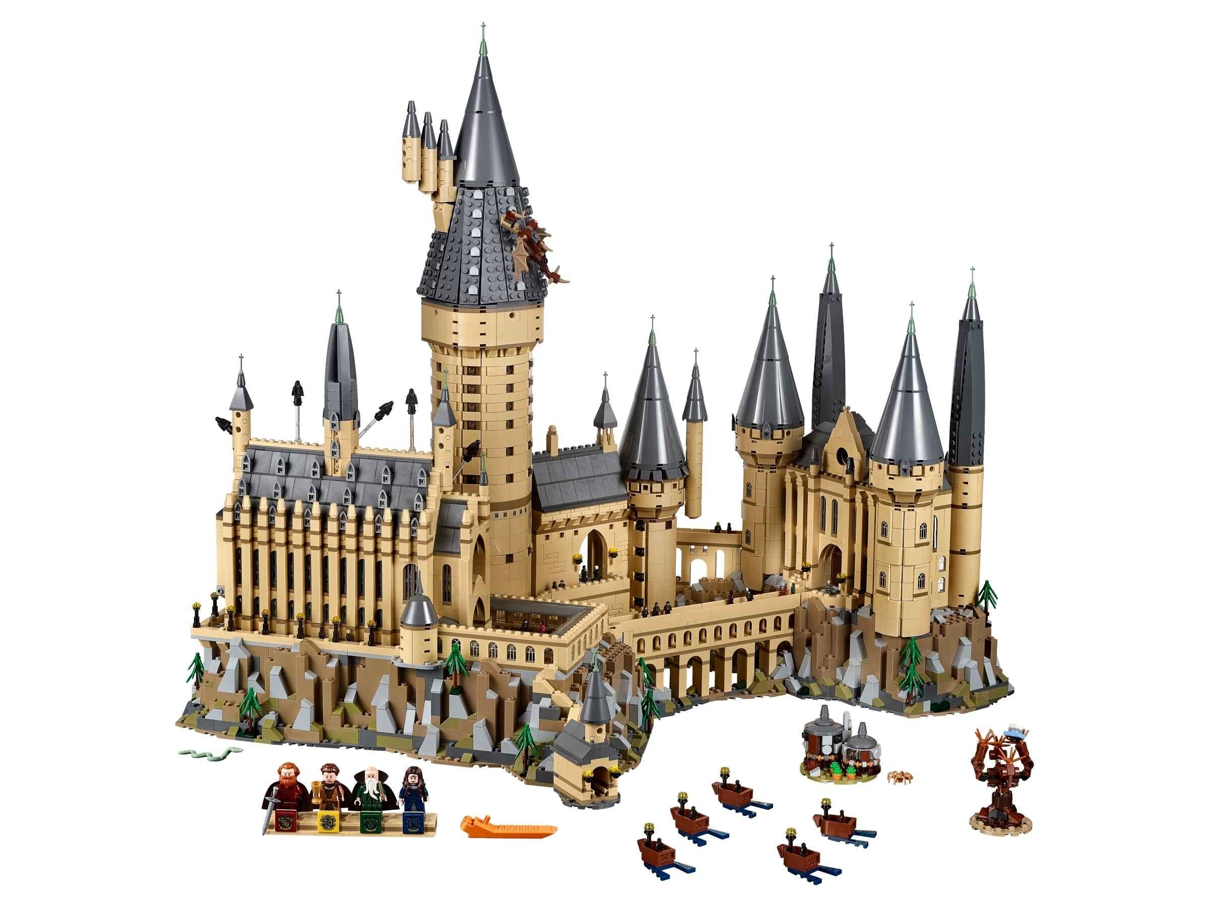 LEGO 71043 HarryPotter Schloss Hogwarts Bauset