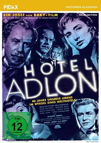 Hotel Adlon (Neue Edition) / Starbesetzter Kultfilm