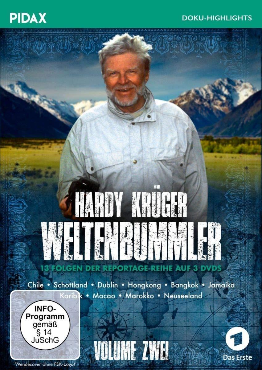 Hardy Krüger - Weltenbummler, Volume zwei