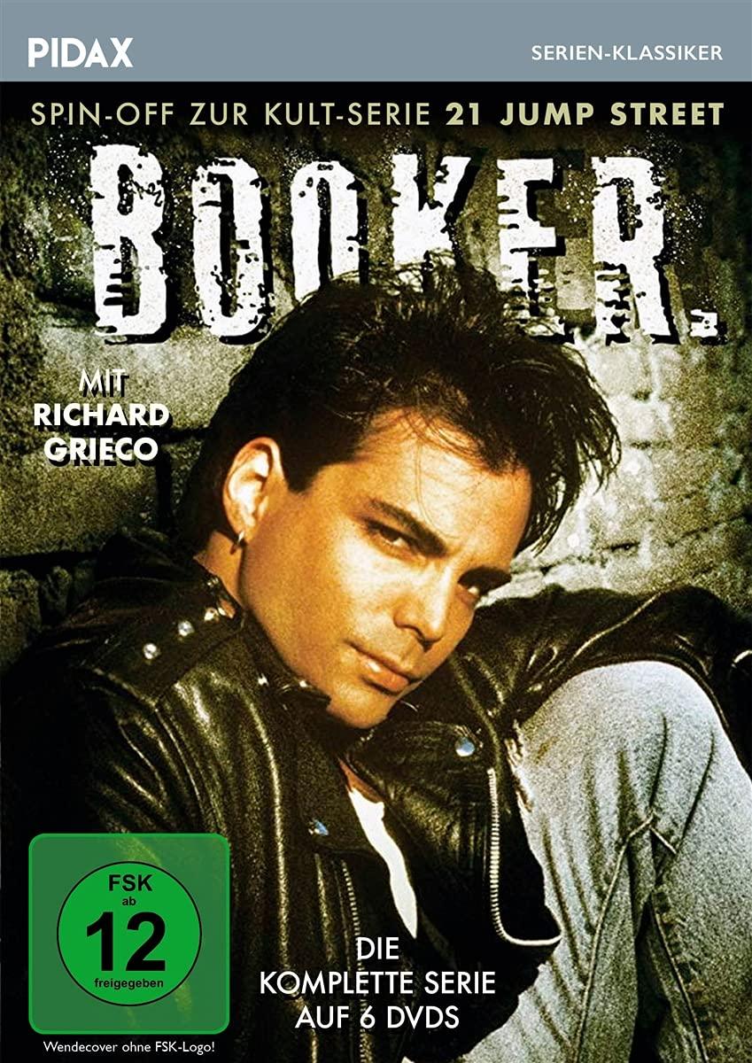 Booker - Spin-off zur Krimiserie 21 JUMP STREET - Kultserie