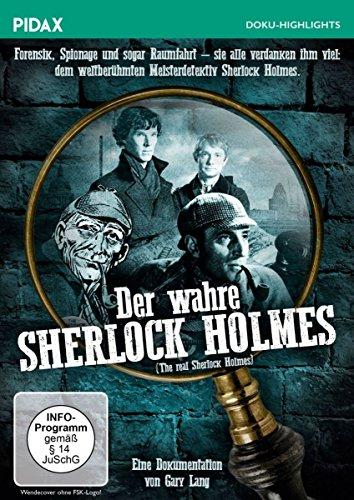 Der wahre Sherlock Holmes (The real Sherlock Holmes)