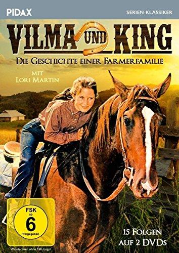 Vilma und King - Die Geschichte einer Farmerfamilie / 15 Folgen der Kultserie
