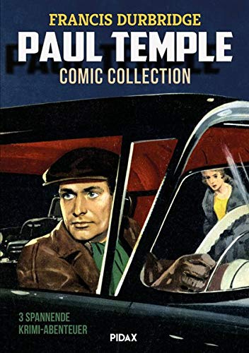Paul Temple: Comic Collection