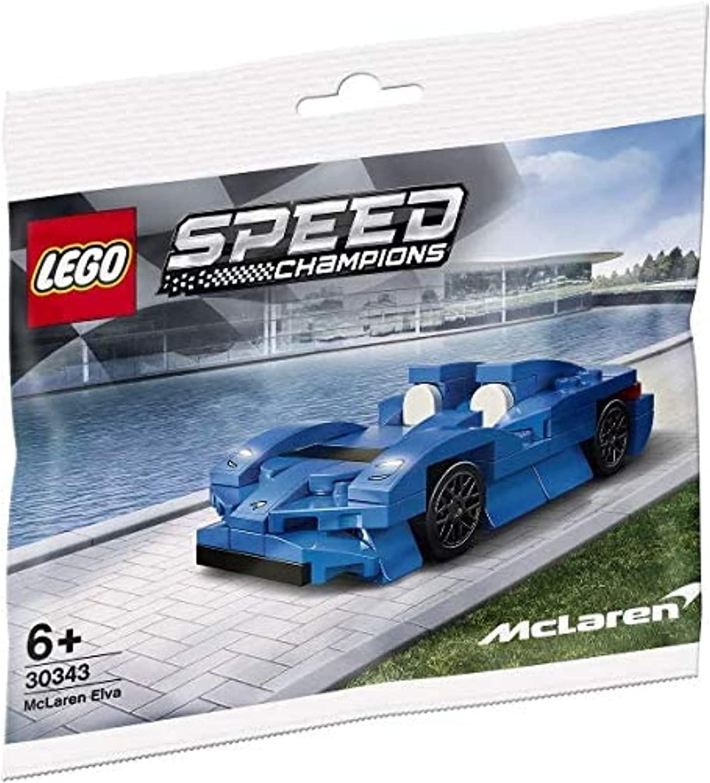 LEGO 30343 Speed Champions, McLaren Elva