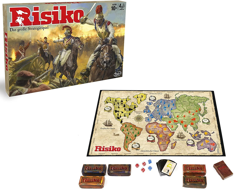 Hasbro Gaming B7404100 - Risiko, DAS Strategiespiel
