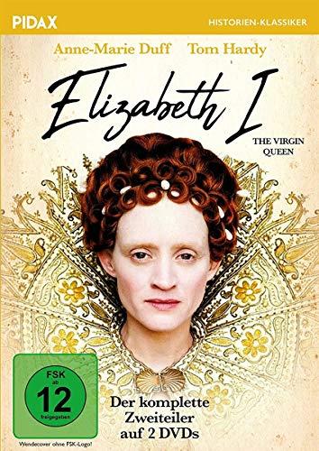 Elizabeth I - The Virgin Queen / Packender Zweiteiler mit Starbesetzung