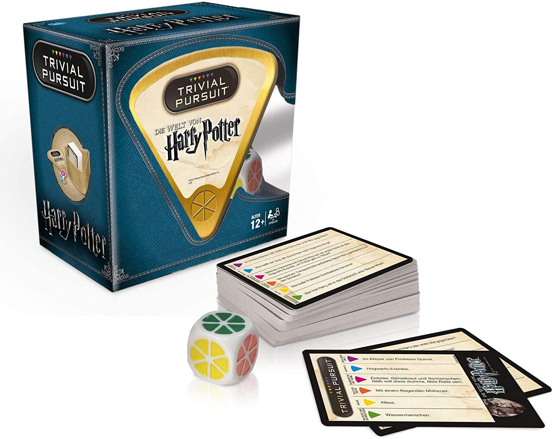 Winning Moves 11460 Trivial Pursuit Harry Potter