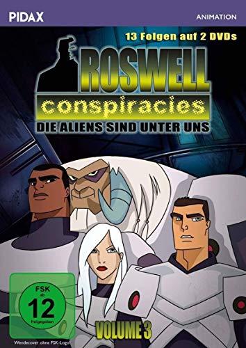 Roswell Conspiracies, Vol. 3 / Weitere 13 Folgen
