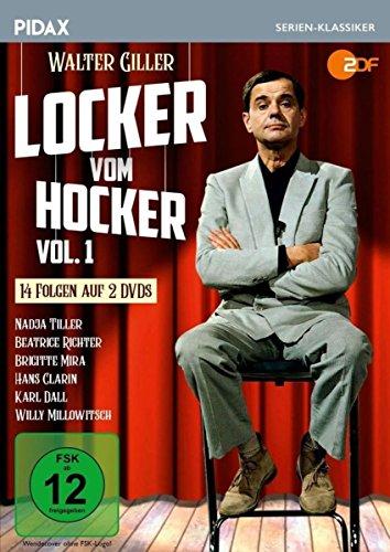 Locker vom Hocker, Vol. 1 / Die ersten 14 Folgen der Kultserie